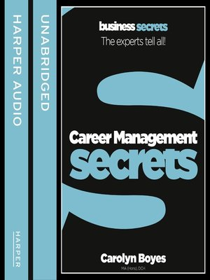 cover image of Career Management
