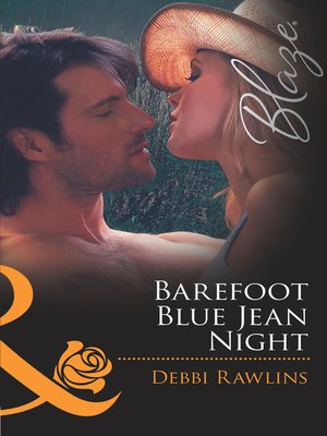 cover image of Barefoot Blue Jean Night