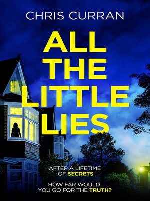 cover image of All the Little Lies