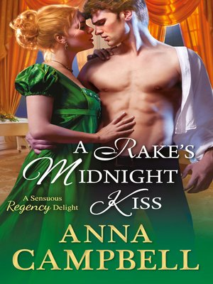 cover image of A Rake's Midnight Kiss