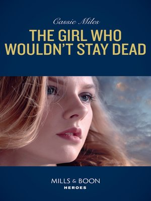 cover image of The Girl Who Wouldn't Stay Dead
