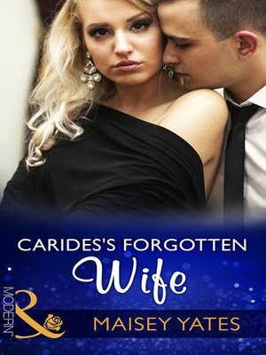 cover image of Carides's Forgotten Wife