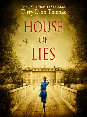 cover image of House of Lies (Cat Carlisle, Book 3)