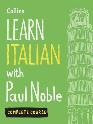 cover image of Learn Italian with Paul Noble – Complete Course