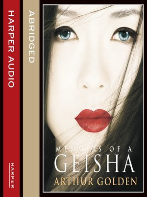 memoirs of a geisha plot