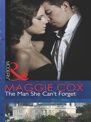 cover image of The Man She Can't Forget