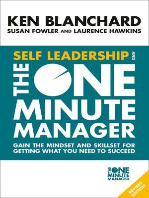 cover image of Self Leadership and the One Minute Manager