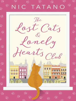 cover image of The Lost Cats and Lonely Hearts Club