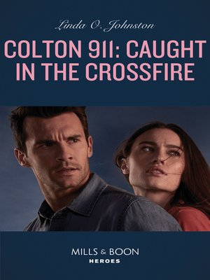cover image of Caught In The Crossfire