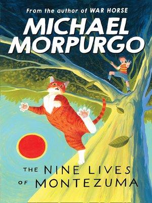 cover image of The Nine Lives of Montezuma