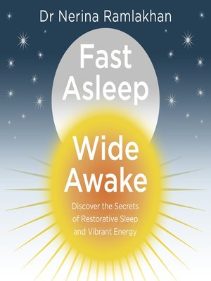 cover image of Fast Asleep, Wide Awake