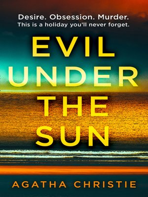 cover image of Evil Under the Sun