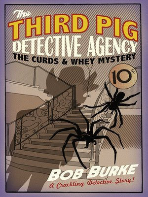 cover image of The Curds and Whey Mystery