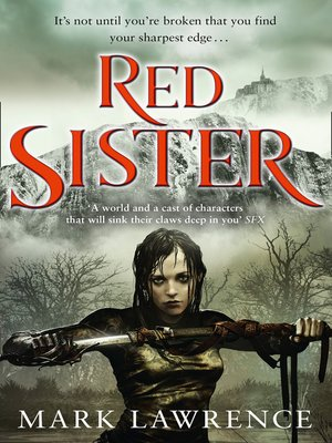 cover image of Red Sister