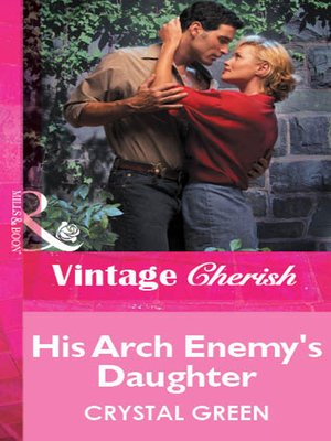 cover image of His Arch Enemy's Daughter
