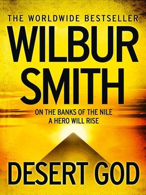 cover image of Desert God