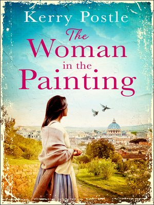 cover image of The Woman in the Painting