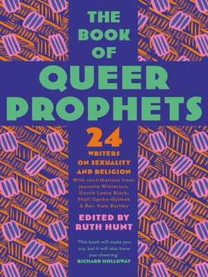 cover image of The Book of Queer Prophets