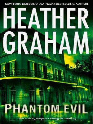 cover image of Phantom Evil