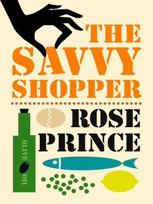 cover image of The Savvy Shopper