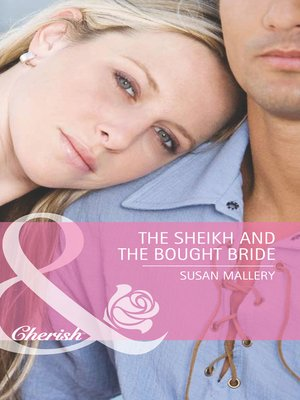 cover image of The Sheikh and the Bought Bride