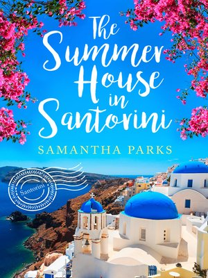 cover image of The Summer House in Santorini