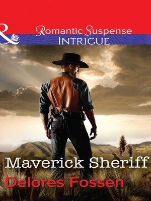 cover image of Maverick Sheriff