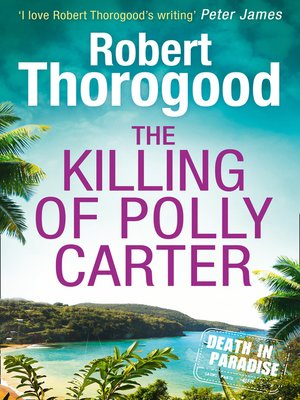 cover image of The Killing of Polly Carter
