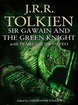 the pearl poet sir gawain and the green knight