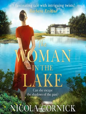 cover image of Woman In the Lake