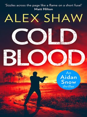 cover image of Cold Blood