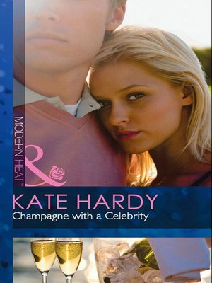 cover image of Champagne with a Celebrity