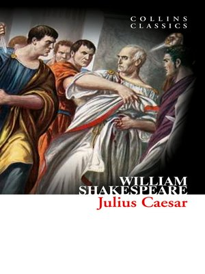 cover image of Julius Caesar (Collins Classics)
