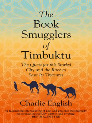 cover image of The Book Smugglers of Timbuktu