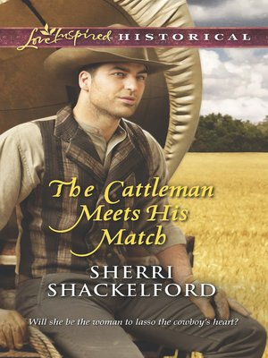 cover image of The Cattleman Meets His Match
