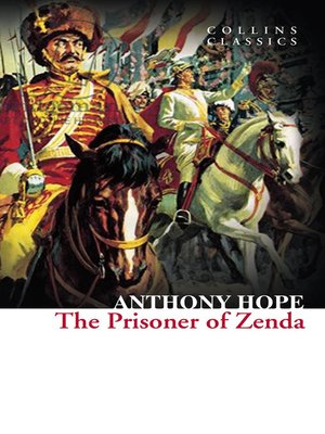 cover image of The Prisoner of Zenda