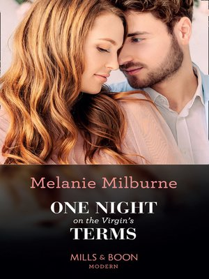 cover image of One Night On the Virgin's Terms