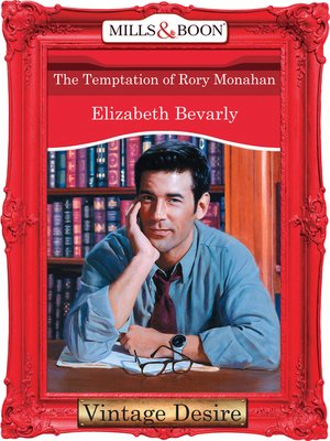 cover image of The Temptation of Rory Monahan