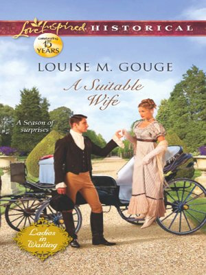 cover image of A Suitable Wife