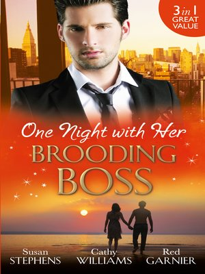 cover image of One Night with Her Brooding Boss