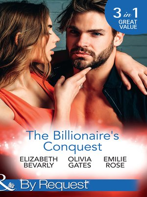 cover image of The Billionaire's Conquest