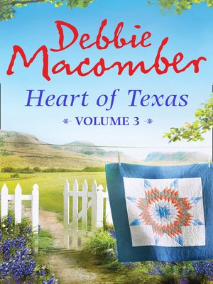 cover image of Heart of Texas, Volume 3