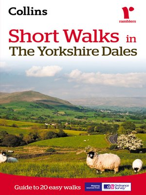 cover image of Short walks in the Yorkshire Dales