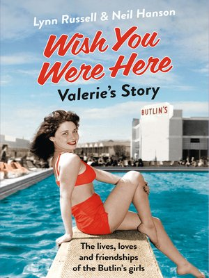 cover image of Valerie's Story (Individual stories from WISH YOU WERE HERE!, Book 3)
