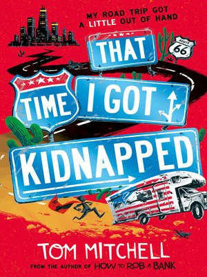 cover image of That Time I Got Kidnapped