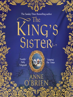 cover image of The King's Sister
