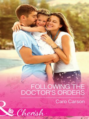 cover image of Following the Doctor's Orders