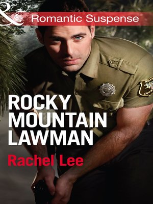 cover image of Rocky Mountain Lawman