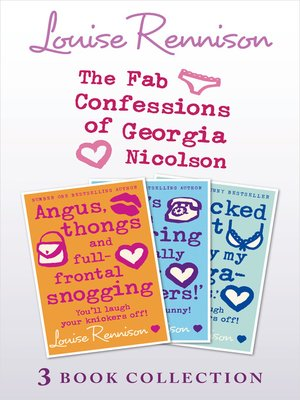 Confessions Of Georgia Nicolson Series Epub