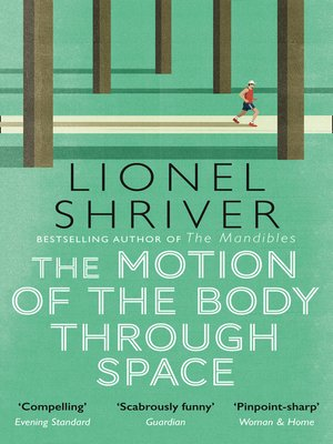 cover image of The Motion of the Body Through Space